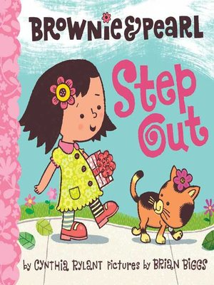 cover image of Brownie & Pearl Step Out